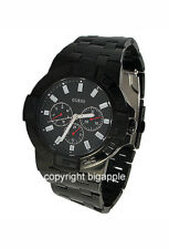 NEW GUESS STEEL MULTI FUNCTION MENS WATCH W20007G1