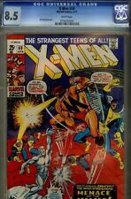 X-MEN #69- CGC 8.5 HIGRADE COPY  1969 MARVEL- MIMIC BATTLE