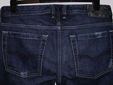 Diesel ZATHAN Bootcut Jeans Lavado 008TE W32 L32 (a2397)