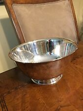 WM. A. Rogers Paul Revere Reproduction 4 inch Silver Bowl