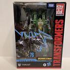 Transformers Studio Series 76 Thrust Bumblebee Movie Voyager Hasbro 2021 New🔥