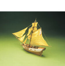 """Beautiful, brand new wooden model ship kit by Mantua: the """"HMS Jamaica"""""""