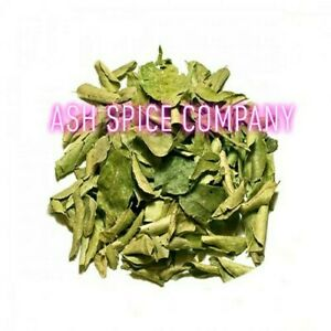 Dried Curry Leaves Natural Aromatic Organicially Grown (Sri Lankan) A* Grade