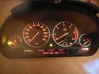 Compteur BMW X5 e53 0km