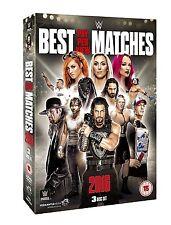 WWE The Best PPV Matches Of 2016 [3x DVD] *NEU* Reigns, Rollins, Cena