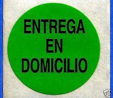 CHILE, OFFICIAL CORREOSCHILE UNUSED POSTAL STICKER # 08