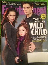 Entertainment Twilight Breaking Dawn Matt Leblanc Weed Kenny Chesney Fiona Apple