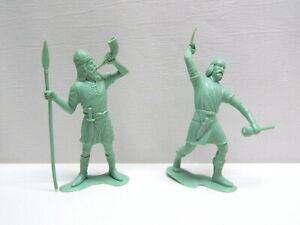 "LOT OF 25 Marx Toys 12/"" Viking Figure Certificates of Authenticity COAs Horowitz"