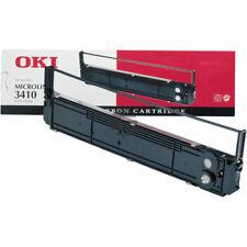 Original OKI Farbband 09002311 schwarz für Microline 393 395 neu