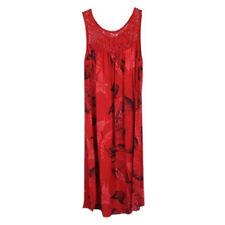 Womens Boho Beach Summer Sleeveless Dress Ladies Casual Mini Sundress Dresses