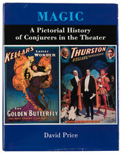 Price, David. Magic: A Pictorial History of Conjurers in the Theater. Lot 323