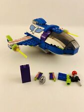 Lego 7593 Toy Story Buzz's Star Command Spaceship Lightyear Not Complete