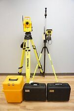 Trimble ATS600 Robotic Total Station 2.4ghz TSC2 Dual Software Machine Control