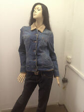 FOX Racing Damen Jeans Jacke. Gr.M