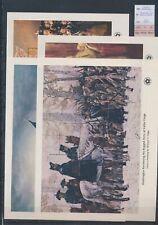 XC16055 USA 1976 paintings art sheets XXL MNH cv 40 EUR