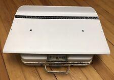 Health-O-Meter 386S Mechanical Scale-Baby-Pet-Merchandis e-0 To 50 Lbs-Portable