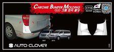 Chrome Bumper Molding 2pcs for 2008 ~ 2016 Hyundai iLoad & iMax