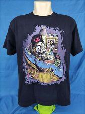 """Vintage Giant T-shirt""""GET A GRIP"""" Aerosmith,Size:L,Color: Black,1993"""