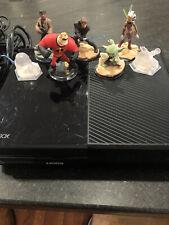 New listing Bundle Microsoft Xbox One 500Gb Black Console Kinect Infinity + 18 Games