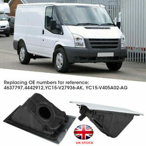 UK Fuel Cap Tank Filler Pipe Door Flap+Housing For Ford Transit MK7 2006-2014