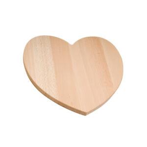 Chopping Board shape of Love Heart 20 cm / 8 inches Modern Craft Decoupage