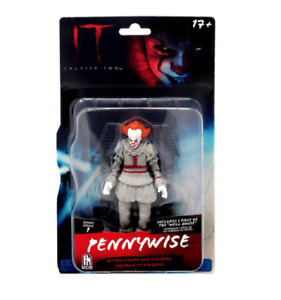 """Pennywise 5"""" Action Figure (Series 1) IT Chapter Two PhatMojo"""