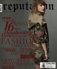 TAYLOR SWIFT Reputation CD and Exclusive 72 Page Magazine Volume 2 PRE-SALE!!