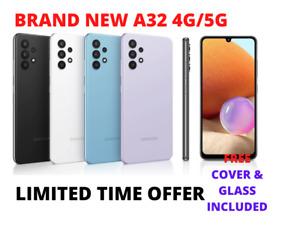 New Samsung Galaxy A32 5G&4G 128GB Unlocked Dual Sim Android Latest Smartphone