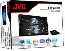JVC KW-V340BT Touch Screen DVD/CD/USB/MP3/Bluetooth Car Stereo New  KWV340BT
