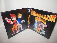 Custom Made Dinosaur King Trading Card Album Binder