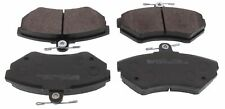 For VW Caddy Golf Lupo Polo Seat Ibiza German Quality Front Axle Brake Pad Set