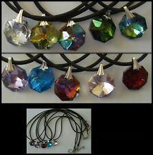 Necklaces x 40 Crystal Necklace Kids Party Prizes Favours luckydips Resell BULK
