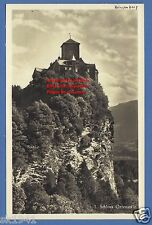 Gö Schweiz Viamala Via Mala um 1920 Schloss Ortenstein Tumegl/Tomils Burganlage