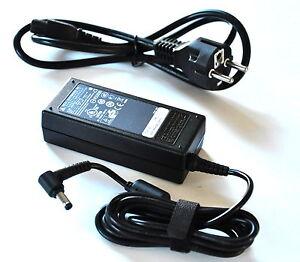 Netzteil Ladegerät 65W 19V 3,42 für HP Chromebook 14 G1 Envy 15-K019NR 4.8*1.7mm