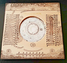 RAPOON Raising Earthly Spirits CD 1st EDITION NUMBERED WOOD BOX Zoviet France