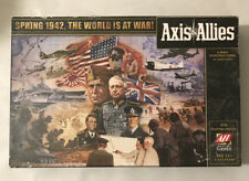AXIS & ALLIES Spring 1942 World Is At War! Boardgame Avalon Hill Hasbro 2009