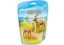 Playmobil 6942 Wildlife Gazelles  (Farms & Animals, Playsets) Age 3+
