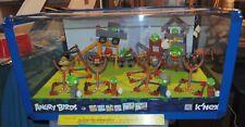 Angry Birds K'nex Store Display - game cartoon collectible