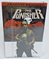 The Punisher by Garth Ennis Frank Castle Omnibus HC Hard Cover New Sealed $100