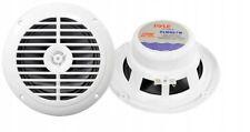 PYLE PLMR67W  Wasserdicht Lautsprecher Aufbau für Bott Bad Sauna weiß