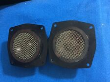 ATC Goodmans Axent 100 HF Tweeters built in xover- rare ,Perfect for fullrangers