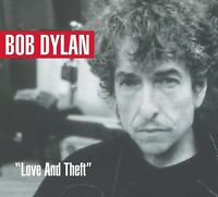 BOB DYLAN - LOVE AND THEFT CD  *NEW*