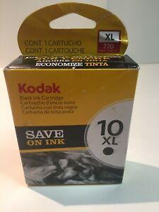 Genuine Kodak 10XL Black High Yield Ink Cartridge (8237216)