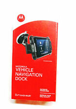 Droid RAZR Motorola Car Navigation Dock 89525N Charger Cradle New Open Box