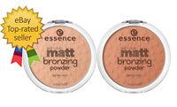 essence sun club matt bronzing powder natural looking tan mattifying effect best