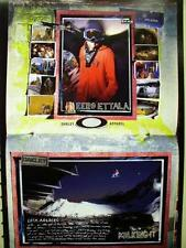 OAKLEY snowboard 2008 Eero Ettala promotional poster New Old Stock Flawless