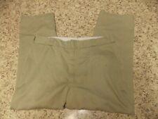 Dickies Men's Tan Work Pants 40 X 29 original fit - Free Shipping