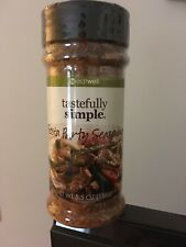 Fresh Tastefully Simple Fiesta Party Seasoning Blend Mix Brand New / Unopened