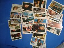 Old vintage Incomplete colorful Pop Music singers Playing Cards from USA 1986