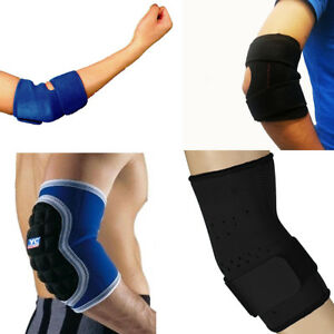 Tennis Elbow Support Brace Sleeve Golfer's Strap Epicondylitis Clasp Lateral Gym